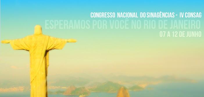 IV CONSAG - Congresso Nacional do Sinagências - Esperam