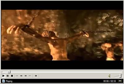 Video Alegoria da Caverna