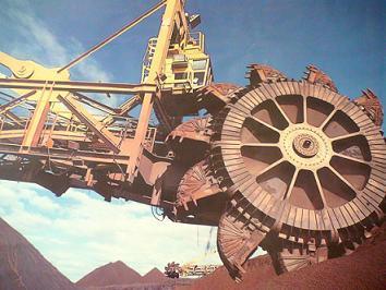 Mineração nos dias de hoje