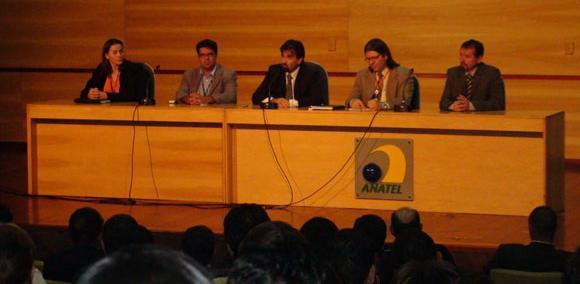 Foto da Reunião na Anatel