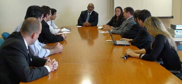 Foto 1 da Reunião