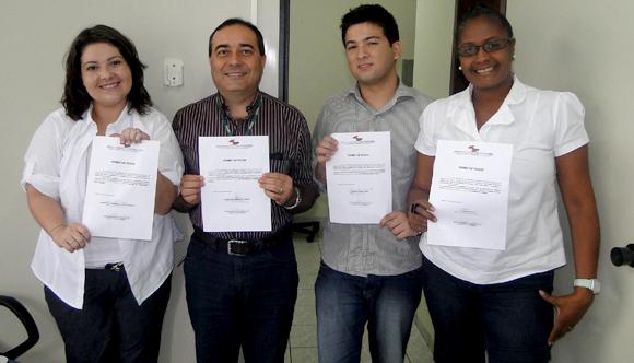 Sinagências instala Secretaria Sindical no Estado do Acre e Tocantis