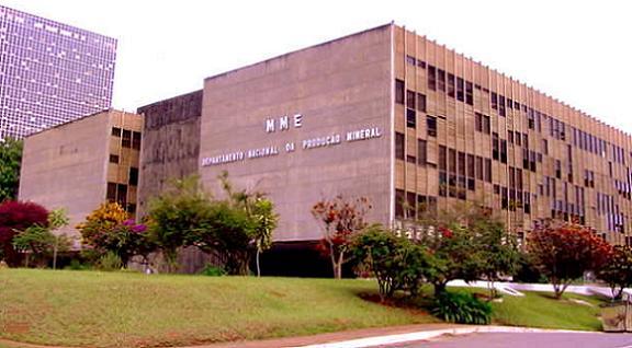 Sede atual do DNPM, em Brasília