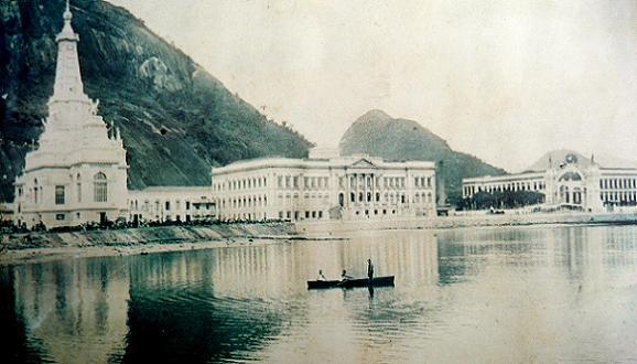 Sede do DNPM em 1934