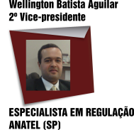 Wellington Batista - Vice-presidente