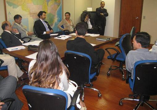 GT-RECAT: Primeira reunião (foto 1)