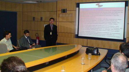 Foto 02: Reunião com o Presidente da Anatel