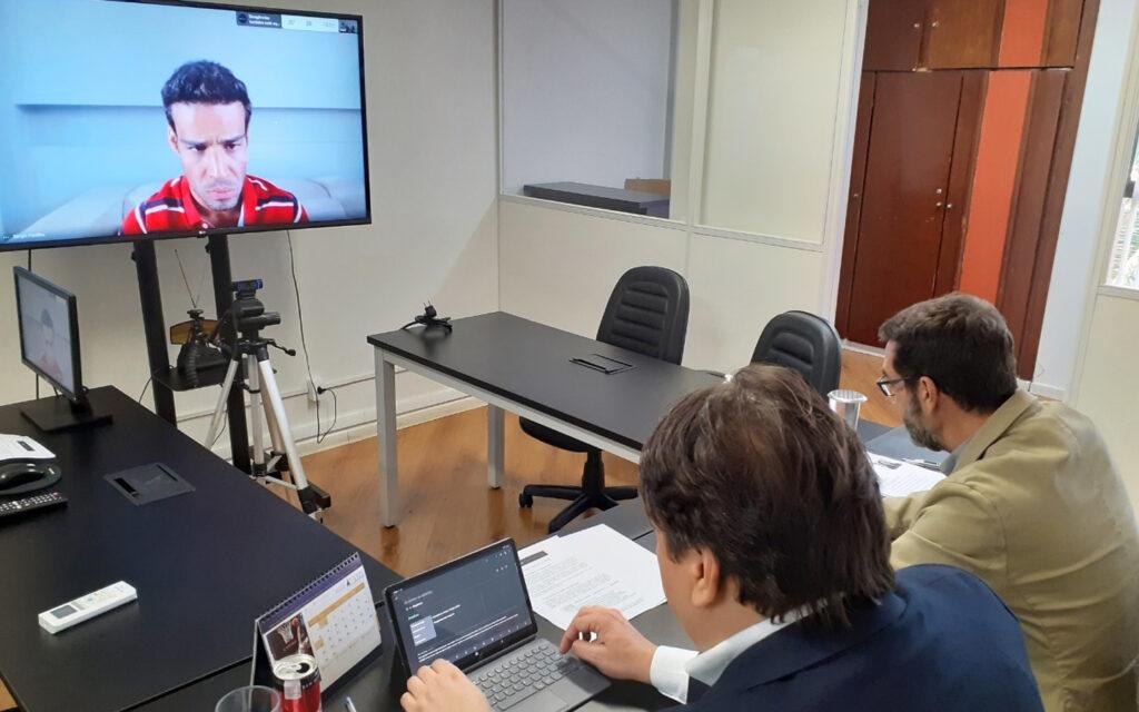 Agenda com a chefia de gabinete da senadora Mara Gabrilli (PSDB - SP)